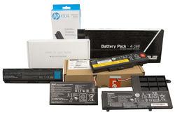 Noteobook AKkus und Batterien