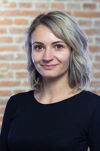 Natalia Koscielna - Logistics