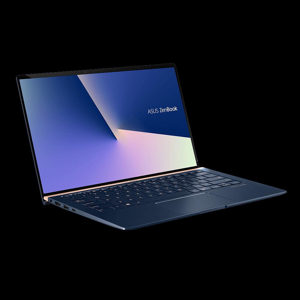 Das ASUS ZenBook 14 UX433 ein premium Notebook von ASUS aus der Zenbook Serie.