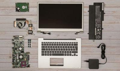 Notebook Ersatzteile
